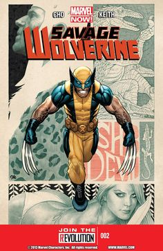 Savage Wolverine Issue #2 - Read Savage Wolverine Issue #2 comic online in high quality