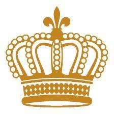 coroa princesa desenho dourada - Pesquisa Google