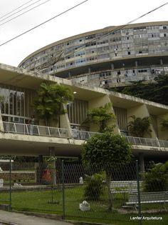 Conjunto Residencial Prefeito Mendes de Moraes (Pedregulho) / Affonso Eduardo Reidy