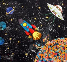 SchoolArtsRoom | Art Education Blog for K-12 Art Teachers: Climb Aboard the Dream Rocket