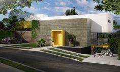 Casa Concreta  Projetos   MG2 Arquitetura