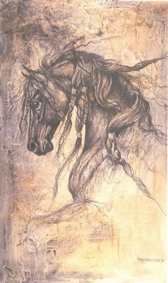 Rennaissance Horse