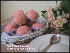 Motions and Emotions: Pink Velvet Cake / Pink Velvet Cupcake / Pink Velv...