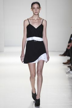 Sfilata Victoria Beckham New York - Collezioni Primavera Estate 2014 - Vogue
