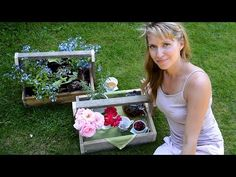 Pallet Project: DIY Trugs & Wood Planters - Lovely Greens