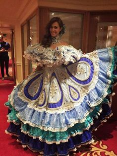 Venezuelan Dresses