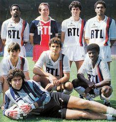 Robert Jacques, Gérard Houiller, Omar Da Fonseca, Claude Lowitz, Fabrice Poullain, Michel Bibard, Oumar Sene et Joel Bats