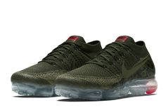"Nike Air VaporMax Flyknit ""Camo"" Detailed Pictures - EU Kicks Sneaker Magazine"