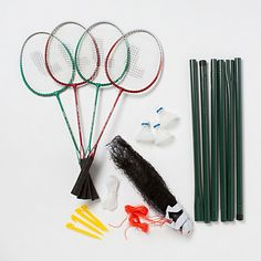 Terrain Country Badminton Set ... let the summer games begin