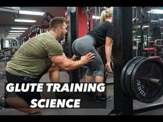 How to Grow a Butt   The Scientific Way To Train Glutes - YouTube
