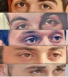Ojos de: 1)Alessandro Presti<3<3 (mi hermano) 2)Alessio Bernabei<3<3<3<3<3 (mi amor) 3)Lorenzo Cantarini<3<3<3 (mi hermano) 4)Riccardo Ruiu<3<3 (mi hermano) 5) Francesco Pierozzi <3<3<3 (mi hermano)