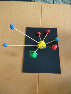 Πειράματα Φυσικής με Απλά Υλικά Science Experiments for Kids: Ηλιακό σύστημα από πλαστελίνες Triangle, Clock, Decor, Watch, Decoration, Clocks, Decorating, Deco
