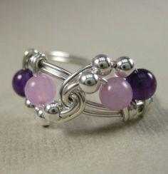 Beautiful Wire Jewelry! by HellenK
