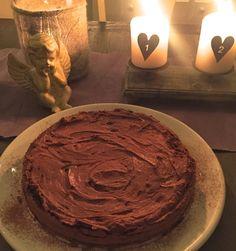 baketerapi, flourless chocolate cake, chocolate mousse, glutenfri sjokoladekake Flourless Chocolate Cakes, Cake Chocolate, Mousse, Pie, Ethnic Recipes, Desserts, Food, Chicolate Cake, Torte
