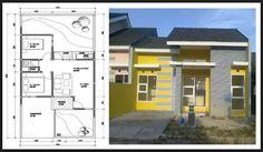 Denah rumah minimalis 1 lantai sederhana  Baca selengkapnya.,., #modelrumah #minimalis #rumahmodern