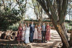 Real Weddings, Bridesmaid, My Favorite Things, Wedding Dresses, Flowers, How To Wear, Instagram, Maid Of Honour, Bride Dresses