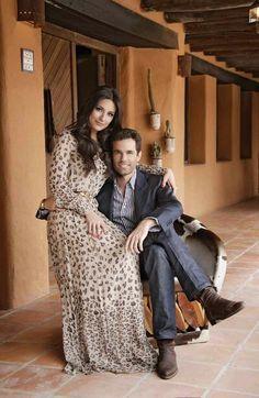 Ana Brenda Contreras and Alejandro Amaya