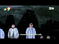 """Muti  fa cantare """"Va pensiero"""" dal Nabucco di Verdi a Roma.mpg"""