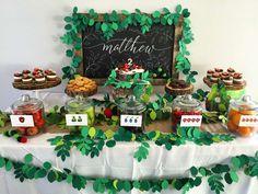 Matthew's 2nd Birthday | CatchMyParty.com