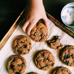 Brown Butter Chocolate Chip Cookies Let Me First Address The Elephant In The Room