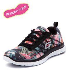 the best attitude 3bd03 f2ebd shoes skechers women Sketchers Shoes Women, Comfortable Sneakers, Shoes  Skechers, Stiles, Workout
