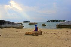 Untitled by Natan Antonovich. www.come.to.belitung.com Belitung, Lonely, Water, Travel, Outdoor, Gripe Water, Outdoors, Viajes, Traveling