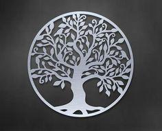 Metal Tree of Life Wall Art, Metal Tree of Life, Family Tree Wall Decor, Family, Tree of Life Metal Outdoor Metal Wall Art, Metal Tree Wall Art, Metal Wall Sculpture, Tree Sculpture, Metal Wall Decor, Hanging Wall Art, Wall Sculptures, Metal Art, Wall Art Decor