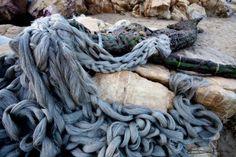 FACEBOOK 22 Aug. Imagician (photo). Nellie's Mermaid. Site_Specific #LandArtBiennale. #LandArt #Plett