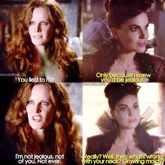 """Zelena and The Evil Queen - 6 * 7 """"Heartless"""""""