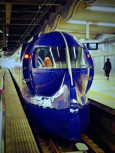 """南海ラピート """"Nankai Rapit, JAPAN"""" #japan #train"""
