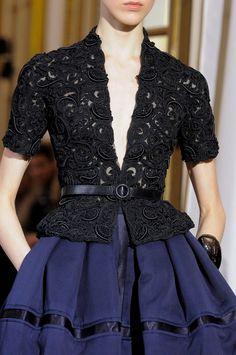 Fashion Show: Christophe Josse Haute Couture Spring 2013 | Неделя Высокой Моды в Париже