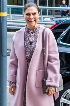 Princess Victoria Of Sweden, Princess Estelle, Crown Princess Victoria, Inauguration Ceremony, Sweden Fashion, Swedish Royalty, Prince Daniel, Queen Silvia, Spring Summer Trends