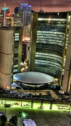 Toronto City Hall, Toronto, Ontario, Canada, got married in this building. Canada North, Toronto Ontario Canada, Toronto City, Toronto Travel, Canada Eh, Downtown Toronto, Ottawa, North America Geography, Torre Cn
