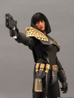 Judge Hershey (Movie/Comic Hybrid Version) **NEW CG at Page4** - OSW: One Sixth Warrior Forum