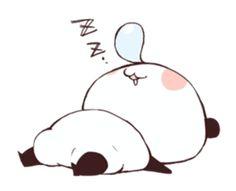 Pandas Cute Doodles Drawings, Cartoon Drawings, Easy Drawings, Animal Drawings, Cartoon Art, Cute Panda Baby, Panda Kawaii, Panda Lindo, Panda Drawing