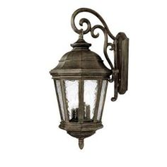 Acclaim Lighting Barrington Collection Wall-Mount 4-Light Outdoor Black Coral Light Fixture-222BC at The Home Depot