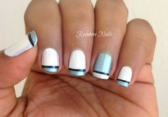 French Nail Designs Ideas