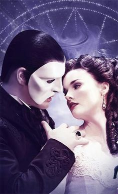 Love Never Dies One of my favorite musicals .If you are not well versed in musicals, this is the sequel to The Phantom of the Opera. My most favorite musical ; Music Theater, Broadway Theatre, Love Never Dies Musical, It's Over Now, Opera Ghost, Music Of The Night, Ramin Karimloo, Halloween Town, Halloween Ideas