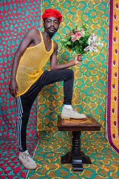 """The exhibition """"Fashion Cities Africa"""" - click for more details!"""