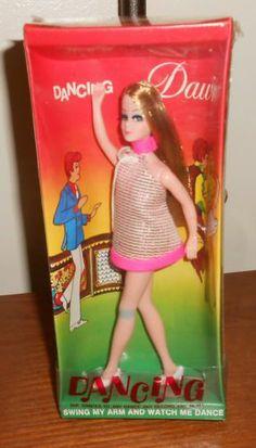 Vintage Dancing Dawn Doll in SEALED Box Topper Toys 1970 | eBay