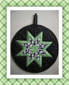 My folded star