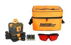 A Warehouse Full! - Johnson Manual-Leveling Rotary Laser Level (Model 40-6502), $164.99 (http://www.awarehousefull.com/johnson-manual-leveling-rotary-laser-level-model-40-6502/)