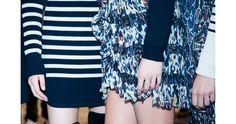 La créatrice parisienne Isabel Marant a présenté sa collection prêt-à-porter automne-Hiver 2015-2016.  Une collection sexy, de jupes et slims tailles hautes aux allures rock'n'roll, de femme libre aux boots cloutées qui ravira une nouvelle fois les amatrices de la marque française.