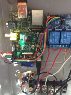 Sprinkler system controlled by a Raspberry Pi | Remote Administration For Windows