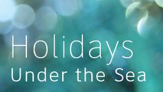 South Carolina Aquarium  A yearly membership is a great gift for any ocean lover! #SouthCarolinaAquarium