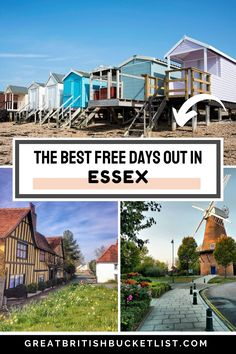 Are you looking for the best free days out in Essex? From fun at Adventure Island to visiting Colchester Castle, this is what to do in Essex. #Essex #DaysOutInEssex #EssexDaysOut #EssexTrips #EssexActivities #England #VisitEngland Beach Travel, Beach Trip, Towns In Cornwall, Colchester Castle, Adventure Island, Cotswold Villages, Seaside Towns, Beaches In The World, Most Beautiful Beaches