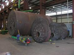 Steam Boiler, Cannon, Welding, Photos, Image, Soldering, Pictures, Smaw Welding