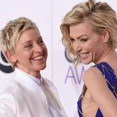 La déclaration d'amour d'Ellen DeGeneres à sa femme