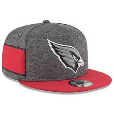 new concept 1ff85 2740a Detroit Game Gear · Atlanta Braves Hats · Arizona Cardinals New Era 2018  NFL Sideline Home Graphite 9FIFTY Snapback Adjustable Hat – Heather Gray.