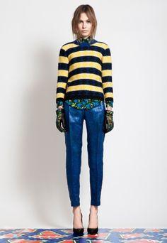 stripes, florals, bold colors